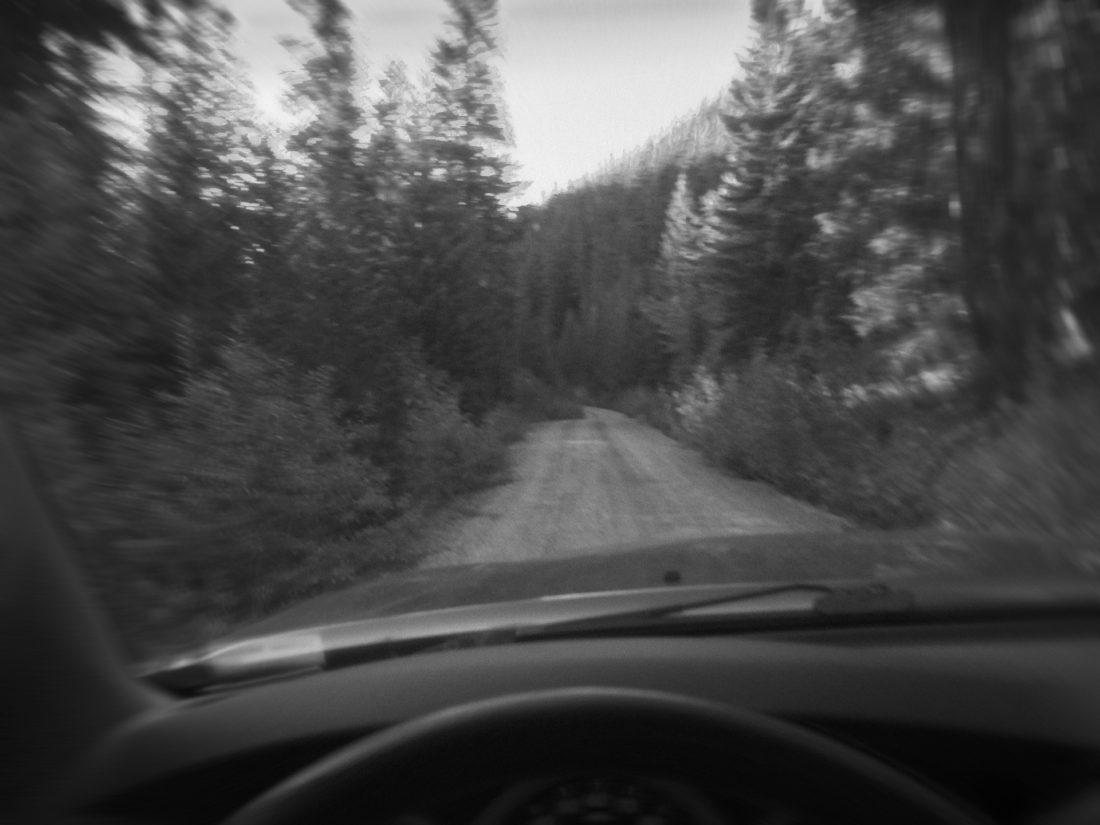 En Route.