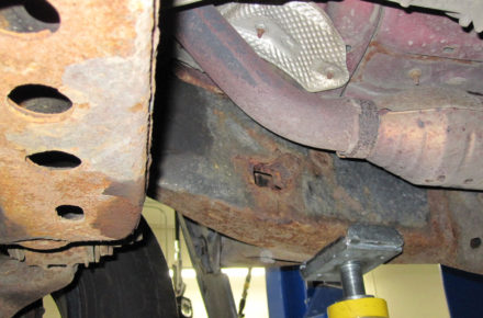 Rust, Recall & A Toyota Frame In Pieces - Toyota Tacoma Problems