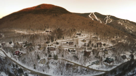 Black Mountain & Loon Mountain in New Hampshire © Dan Brown / Kapitol Photography